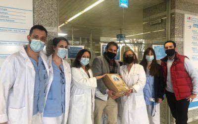 FELICITACIONES DE NAVIDAD PARA EL HOSPITAL PRÍNCIPE DE ASTURIAS